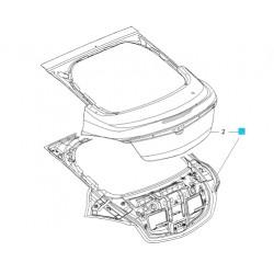 Klapa, drzwi bagażnikowe GM13310763 (Opel Insignia)