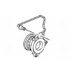 Wysprzęglik, łożysko oporowe INSIGNIA, ASTRA J, ZAFIRA C (M32)