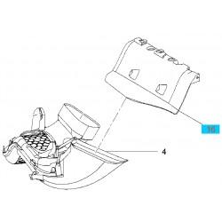 Osłona przeciwbryzgowa wlotu powietrza 55561769 (Insignia)