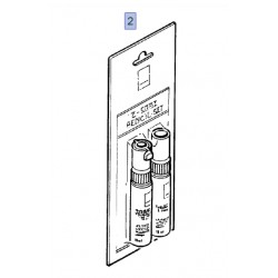 Lakier zaprawkowy Srebrny Switchblade, Sovereign Silver Kod lakieru: OP 176