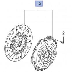 Zestaw sprzęgła skrzyni manualnej 55582604 (Opel Insignia 2.0 CDTI)