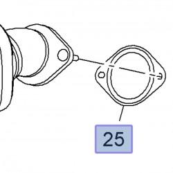 Uszczelka rury wydechowej 13229873 (Insignia A)