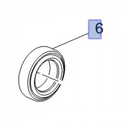 Łożysko mechanizmu różnicowego 55572486 (Adam, Astra H, J, K, Cascada, Corsa D, E, Insignia A, B, Meriva B, Mokka, Zafira B, C)