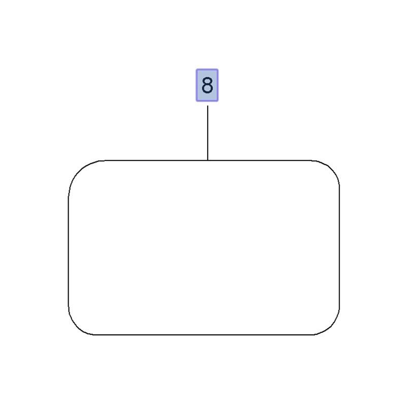 Tabliczka ciśnienia w oponach 93184613 (Uniwersalne)