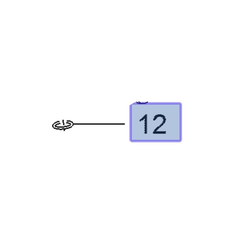 Uszczelka obudowy termostatu 55555984 (Astra H, J, Corsa D, E, Insignia A, Meriva A, Mokka, Signum, Vectra C, Zafira B, C)