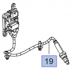 Czujnik tlenków azotu NOX 55500319 (Insignia A)