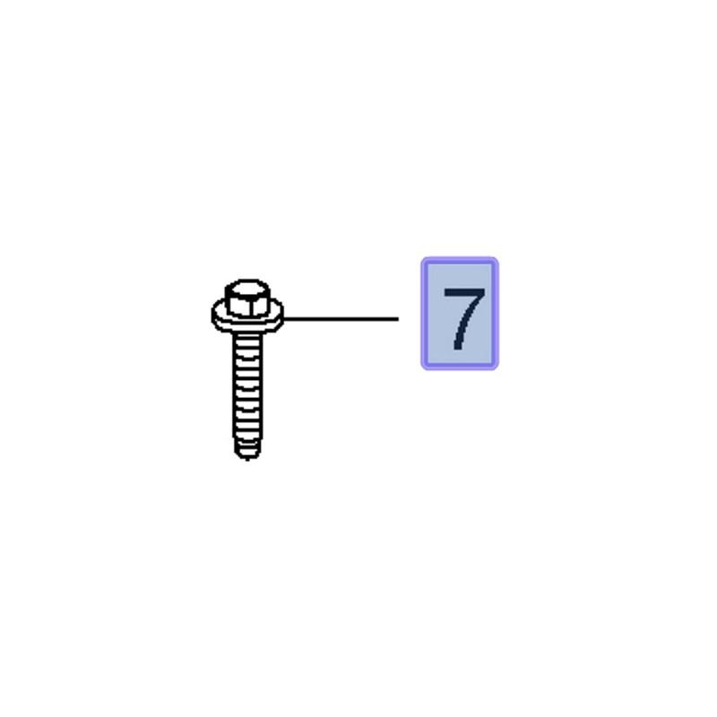 Śruba poduszki silnika 11570514 (Astra J, K, Cascada, Insignia A, Karl, Mokka, Zafira C)