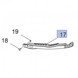 Wspornik wzmocnienia górnego, lewy 13491381 (Insignia B)