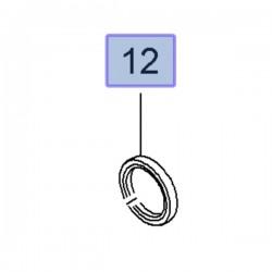 Pierscień uszczelniający wału, skrzynia przeniesienia napędu 55566347 (Insignia A)