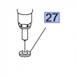Podkładka pod wtryskiwacz 55590468 (Astra J, K, Insignia A, B, Meriva B, Mokka, Zafira C)