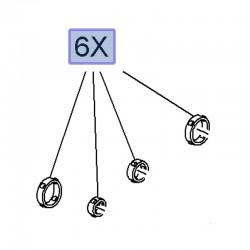 Uszczelki pompy podciśnienia 55489574 (Antara, Cascada, Insignia A, B, Zafira C)