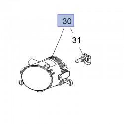 Halogen lewy 22865974 (Astra J, Crossland X, Insignia A, Meriva B)