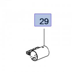 Łącznik rur układu wydechowego 13278369 (Astra J, K, Cascada, Corsa E, Insignia A, B, Meriva B, Zafira C)