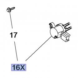 Czujnik położenia pedału sprzęgła 13597416 (Astra K, Corsa D, E, Insignia A, B, Meria B, Mokka)