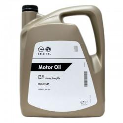 Olej silnikowy OPEL DEXOS SAE 0W20 5 litrów 95528694