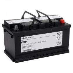 Akumulator 75AH 12V 720A 95530726 (Astra J, Insignia A, Meriva B, Zafira C)