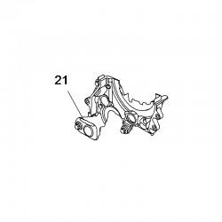 Obudowa, osłona rozrządu 55583962 (Antara, Cascada, Insignia A, B, Zafira C)