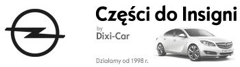 Sklep Insignia24 części Opel do 60% taniej